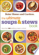 The Ultimate Soups Stews Book