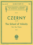 School of Velocity  Op  299