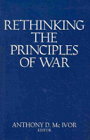 Rethinking the Principles of War