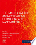 Thermal Behaviour and Applications of Carbon Based Nanomaterials