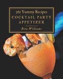 365 Yummy Cocktail Party Appetizer Recipes Pdf/ePub eBook
