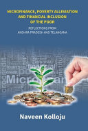 Microfinance  Poverty Alleviation and Financial Inclusion of the Poor