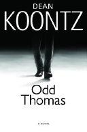 Odd Thomas Book