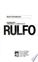 Aproximaciones y reintegros a la cuentística de Rulfo