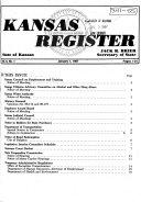 Kansas Register