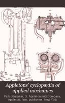 Pdf Appletons' Cyclopædia of Applied Mechanics