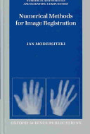 Cover image of Numerical methods for image registration