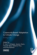 Community-Based Adaptation to Climate Change