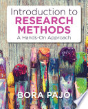 Introduction to Research Methods Book