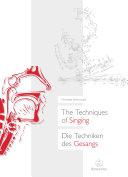 Pdf The Techniques of Singing / Die Techniken des Gesangs Telecharger