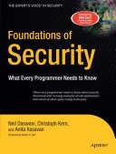 Pdf Foundations of Security Telecharger