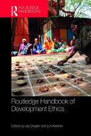 Pdf Routledge Handbook of Development Ethics Telecharger