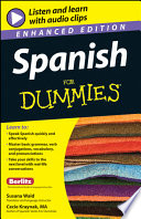 Spanish For Dummies, Enhanced Edition