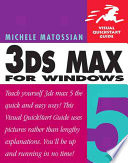 3DS Max 5 for Windows
