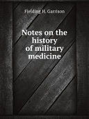 Notes on the history of military medicine