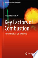 Key Factors of Combustion Book