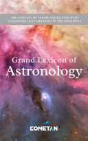 The Grand Lexicon of Astronology