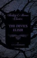 Pdf The Devil's Elixir Telecharger