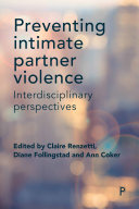 Preventing intimate partner violence [Pdf/ePub] eBook