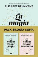 Pack Bilog A Sof A Contiene La Magia De Ser Sof A La Magia De Ser Nosotros
