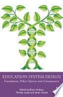 Education System Design