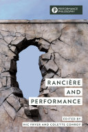 Ranci  re and Performance