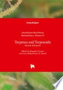 Terpenes and Terpenoids