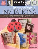 Unforgettable Invitations ebook