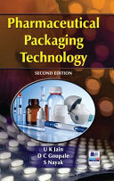 Pharmaceutical Packaging Technology Book PDF