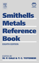 Smithells Metals Reference Book Pdf/ePub eBook
