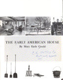 The Early American House