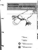 Restoring Wetlands And Waterways Book PDF