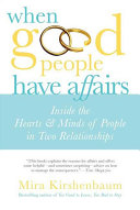When Good People Have Affairs ebook
