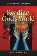 Reading God S World