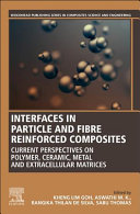 Interfaces in Particle Reinforced Composites