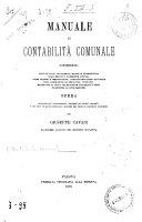 Manuale di contabilità comunale