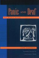 Panic and Deaf Book PDF