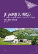 Pdf Le Vallon du berger Telecharger