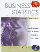 Cover of A Course in Business Statistics