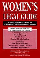 Women S Legal Guide