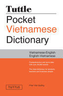 Tuttle Pocket Vietnamese Dictionary