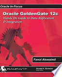 Oracle Goldengate 12c