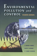 Environmental Pollution and Control