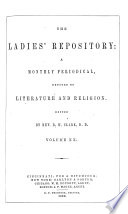The Ladies  Repository Book