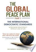 The Global Peace Plan Book PDF