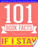 If I Stay - 101 Amazing Facts You Didn't Know (101BookFacts.com)