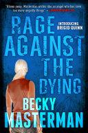 Rage Against the Dying Pdf/ePub eBook
