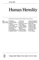 Human Heredity Book PDF