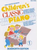 Childrens Classic Piano 1