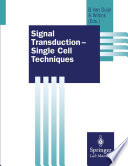 Signal Transduction     Single Cell Techniques